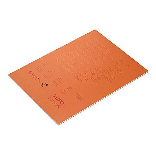 Legion Paper L21YUP197WH1114 Tape Binding Watercolor Pad, Acid-Free, Waterproof, 11'' x 14'' Size, Polypropylene, White