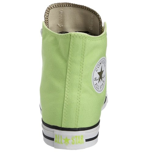 Converse  chuck taylor all star double tongue hi trainer unisex Verde