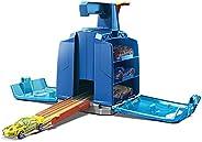 Hot Wheels - Hw Caixa Lançadora De Carros Gcf92 Mattel Colorido