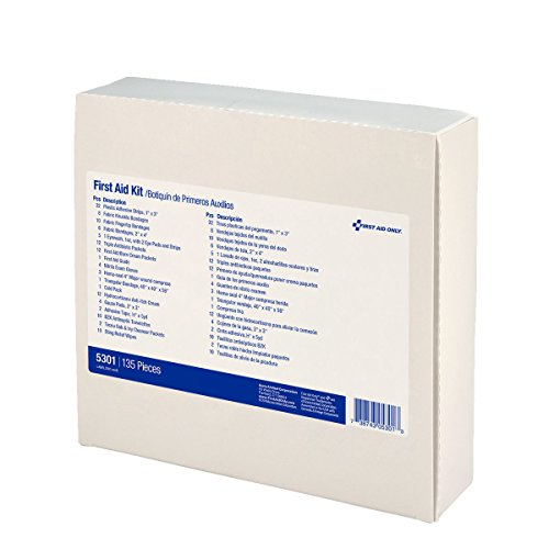 First Aid Only Unit Refill