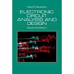 amazon in buy electronic circuit analysis and design book online at