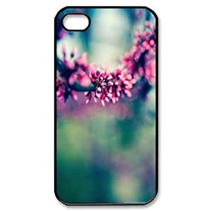 Case for IPhone 4/4s, Beautiful Spring Colours Case for IPhone 4/4s, Sexyass Black