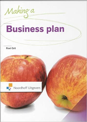 Apple making business plan