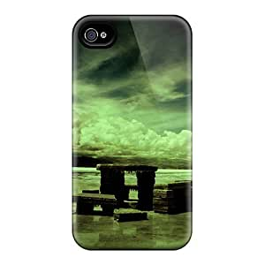 HTC One M7 Cases Slim [ultra Fit] Dark Land1 Protective Cases Covers
