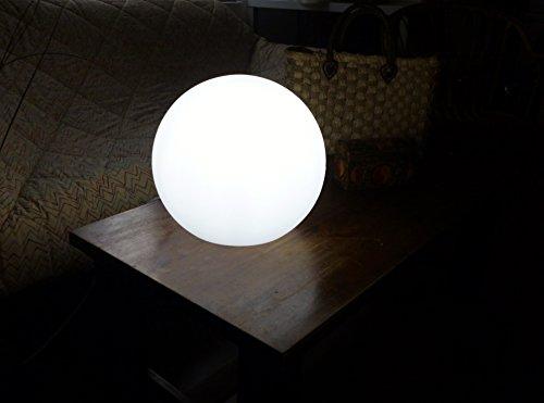 Lampada sfera luminosa lampada per interno e per esterno: amazon.it