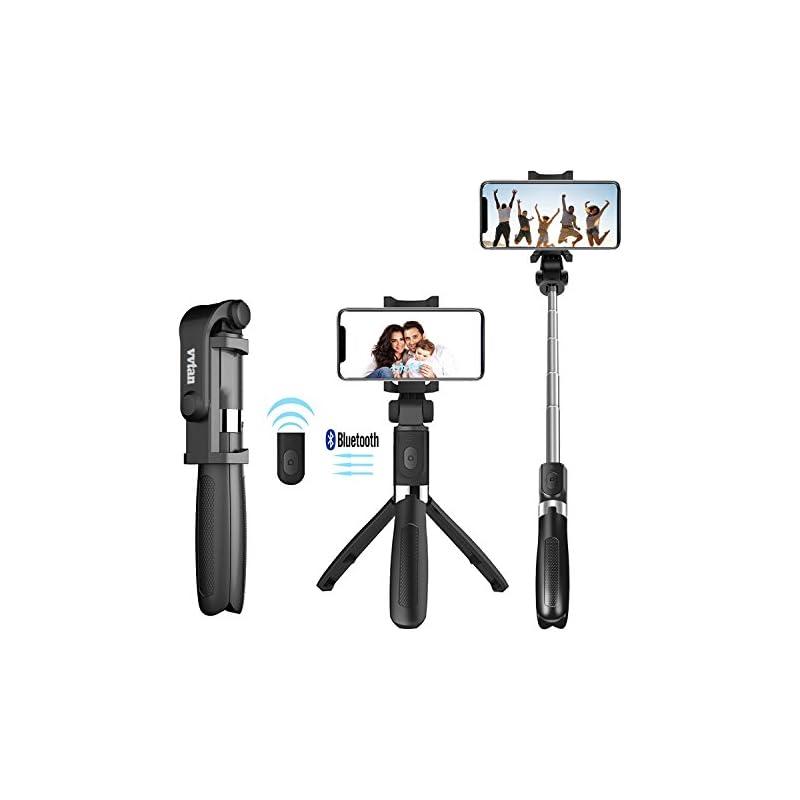 Lightweight Portable Phone Selfie Stick
