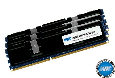 OWC 48.0GB (3x 16GB) DDR3 ECC PC10600 1333MHz SDRAM ECC For Mac (1gb Ddr3 Sdram Memory Module)
