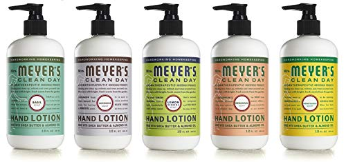 - Mrs. Meyer's Clean Day Hand Lotion, 12 oz (Variety Pack, Pack - 1)
