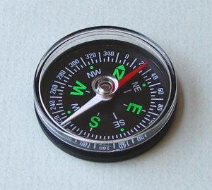 SEOH Magnetic Compass Plastic Body Medium 40mm