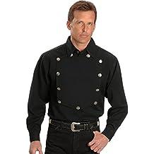 Scully Rangewear Men's Rangewear Frontier Engineer Shirt - Rw011-Natural