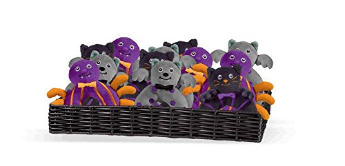 Halloween Bootiful Baby Ring Rattle (1 Piece) (Halloween Gifts For Babies)