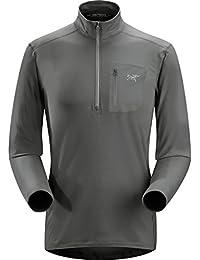 Men's Rho LT Zip Neck Shirt