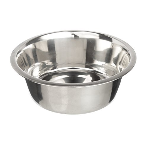 Stainless Steel Dog and Cat Bowls - Neater Feeder Deluxe or Express Extra Replacement Bowl - Neater Pet Brands - (Metal Food and Water Dish) (7 (Extra Small Bowl)
