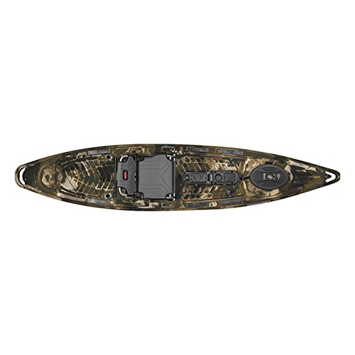 Old Town Predator 13 Fishing Kayak (Brown Camo, 13 Feet 2 Inches)