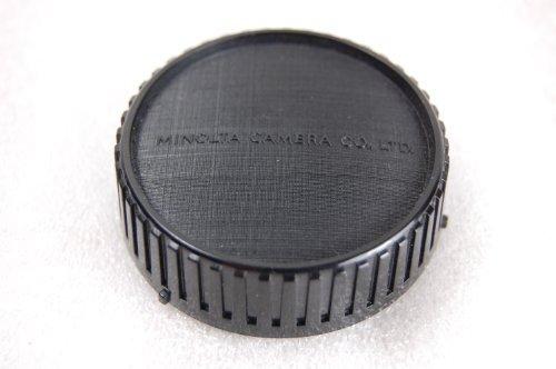 Genuine Minolta Rear Cap for Minolta MC MD mount Minolta X-700, X570, X-370, XD, XD-7, XD-11 XG, XG-7, SR-T 101, X-1, SR-1, SR-2, ()