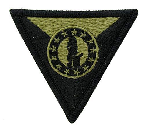 Army National Guard Training Center Garrison Command OCP Patch - Scorpion W2