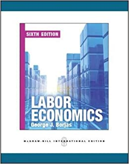 Labor economics george borjas 9780071326209 amazon books fandeluxe Choice Image