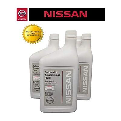 Genuine Nissan OEM Matic-D Transmission Fluid 999MP-AA100P (5 Quarts): Automotive