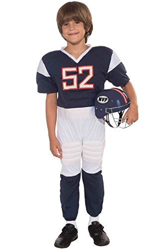 Forum Novelties Football Player Child's Costume, Small - Costumes Football Helmet