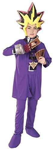 Yu Gi Oh Deluxe Child Costume - (Yugioh Halloween Costumes)