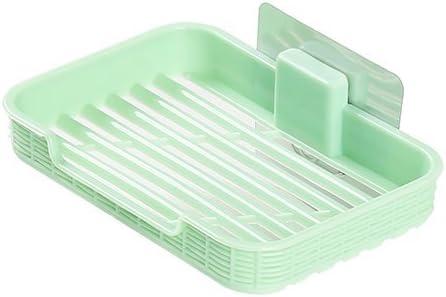 LSGDSXMIY Caja de jabón de la caja de jabón de la pared de la caja ...