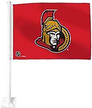 "Ottawa Senators 11.5"" x 15"" Double Side"
