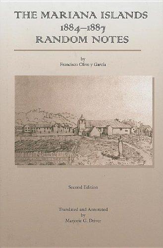 The Mariana Islands: 1884-1887 Random Notes (Marc Educational) ()