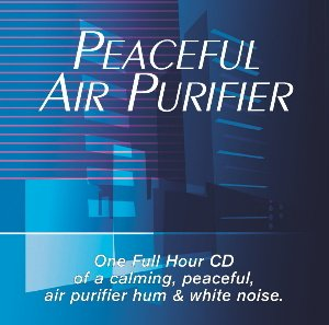 Price comparison product image Peaceful Air Purifier: Soothing Sounds Sleep CD