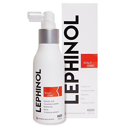 Ginseng Biotin Hair Gel (LEPHINOL Scalp Hair Loss Prevent and Hair Regrowth Tonic Toner for Men & Women Growth Biotin Product)