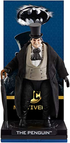 DC Comics Multiverse Signature Collection Batman Returns The Penguin Figure, Multicolor ()