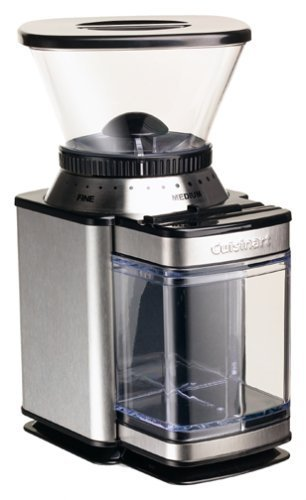 Cuisinart Supreme Grind Automatic Burr Mill Coffee Bean Grinder with Automatic Safety Shut-Off