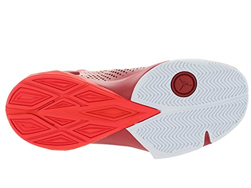 Nike Jordan Jordan Flugzeit 14,5 Basketballschuh Gym Red/White/Infrared 23/Wht
