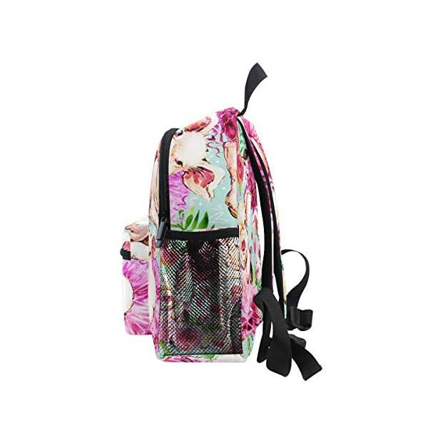 Pig Kid Zaino Scuola Libreria Bambini Viaggio Daypack Ragazza Ragazzo 3-8 Anni Bambino Prescolare 4 spesavip