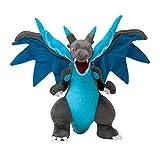 Pokemon Mega Charizard Plush Soft Toy Stuffed Animal Gift Figure 10inch