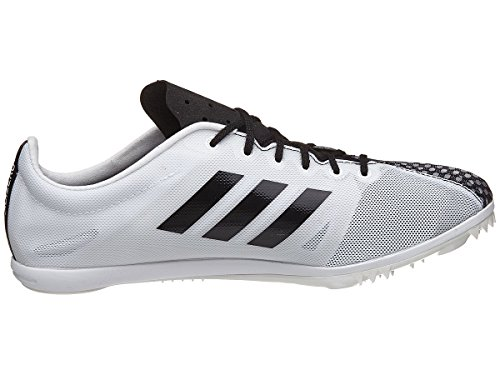 Adidas Running Vrouwen Adizero Ambitie 4 Kern Zwart / Schoenen Wit / Oranje