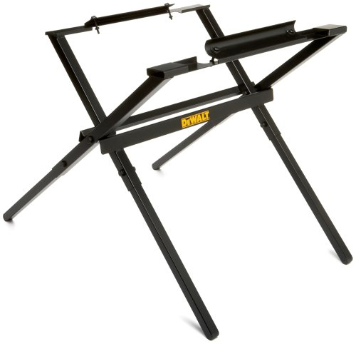 DEWALT DW7450 Table Saw Stand for DW745 10-Inch Compact Job Site Table Saw