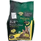 Precious Cat Respiratory Releif Clay Premium all Natual Cat Litter with Herbal Essences, My Pet Supplies