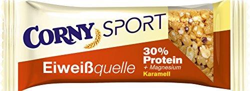 Corny - Sport Karamell Eiweißquelle Riegel - 35g