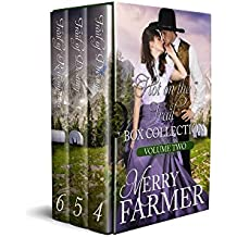 Hot on the Trail: Volume Two (Hot on the Trail Box Sets Book 2)