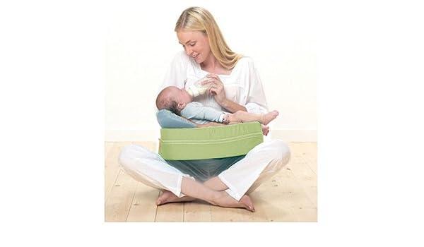 Cojín Lactancia Jané verde: Amazon.es: Bebé