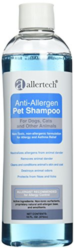 Allertech Pet Shampoo (Best Shampoo For Allergies)