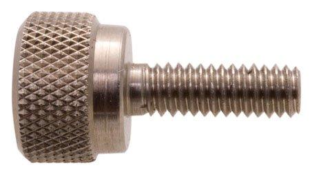 Knurled thumb screws thumb screw