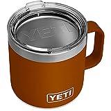 YETI Rambler 14 oz Mug, Stainless Steel, Vacuum