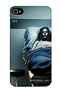 Freshmilk Snap On Hard Case Cover Death Beds Hospital Alive Protector For Iphone 4/4s