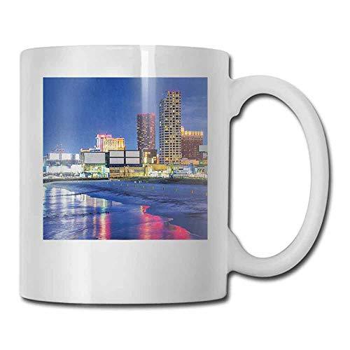 City Ceramic Cup Resort Casinos on Shore at