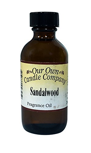 Our Own Candle Company Fragrance Oil, Sandalwood, 2 oz