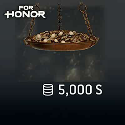 Amazon.com: FOR HONOR 5000 STEEL Credits ADD-ON - PS4 ...