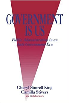 Book Government Is Us: Strategies for an Anti-Government Era