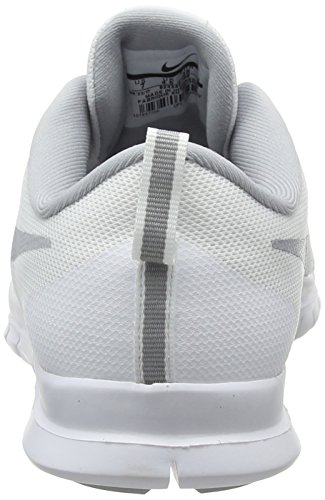 001 Multicolore Sportive Scarpe Platinum Pure Tr Wolf Indoor Essential Donna Nike Wmns Flex Grey White xXBq86