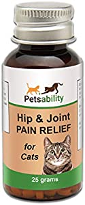 Cat Hip and Joint Pain Relief; Natural Homeopathic Anti-Inflammatory…